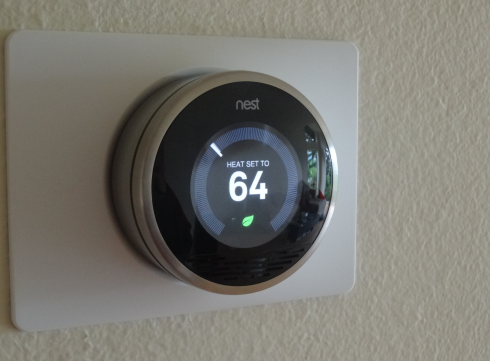 Nest Controllable Thermostat