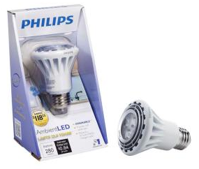 7W LED Bulb from Philips